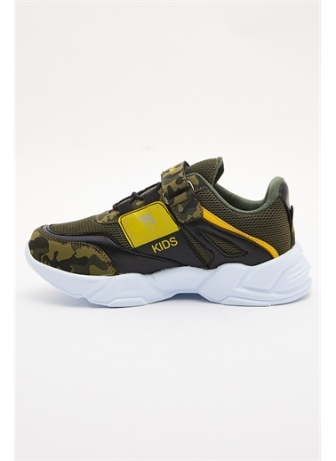 Tonny Black Çocuk Spor Ayakkabı Tbk18 Haki